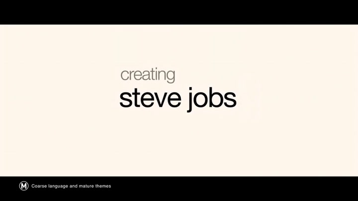 Featurette: Creating Steve Jobs