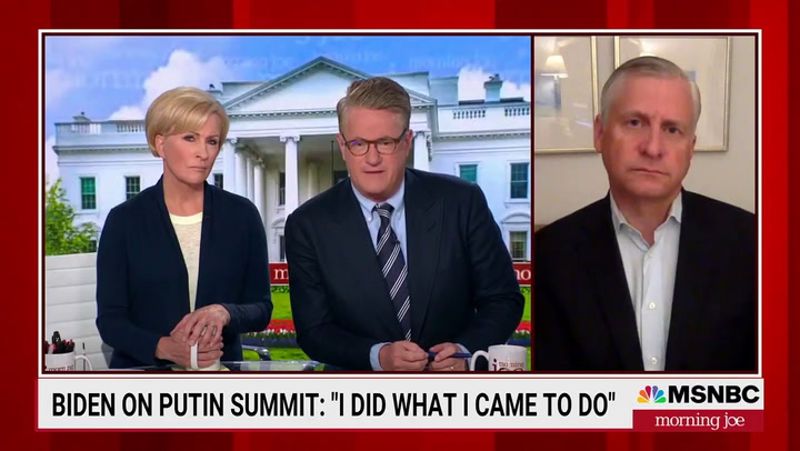 Scarborough Gushes Over Biden, Putin Summit: 'Can't Think of a More Successful Diplomatic Trip in the 21st Century than This'