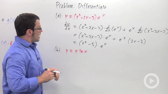 The Product Rule - Problem 1
