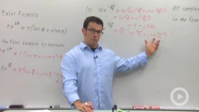 The Euler Formula