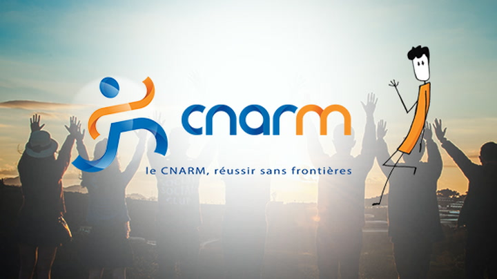 Replay Le cnarm, reussir sans frontieres - Mardi 10 Août 2021