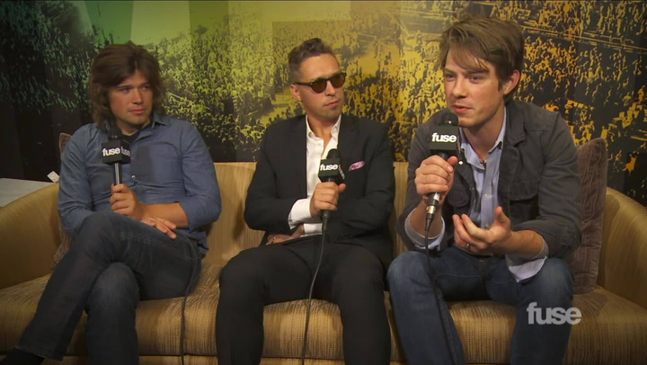 Interviews: Hanson Chat AC/DC and Drinking Beer