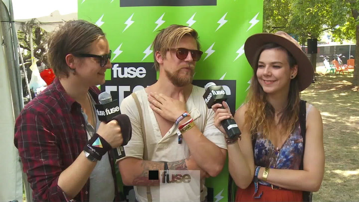 Festivals: Lollapalooza: Of Monsters and Men Talk American Crowds, Next Album