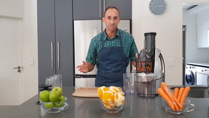 Preview image of Dna Juicer video