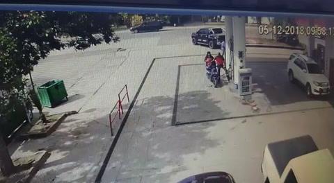Tres adolescentes detenidos tras un robo y una alocada fuga por la ruta