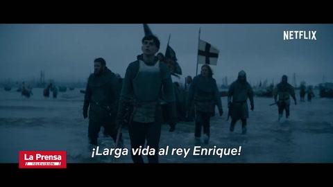 Tráiler de la nueva película de Netflix: El rey