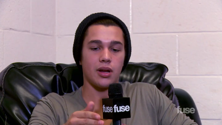 Interviews: Austin Mahone on Music (August 2014)