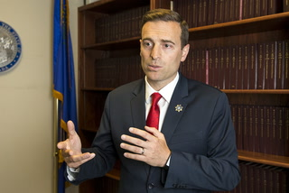 Laxalt Discusses his Education Plan and Why he Won't Repeal the Commerce Tax