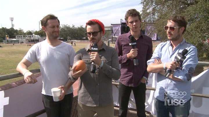 Festivals: Voodoo: Portugal. The Man Explore New Orleans Music and Insect Culture - Voodoo 2011
