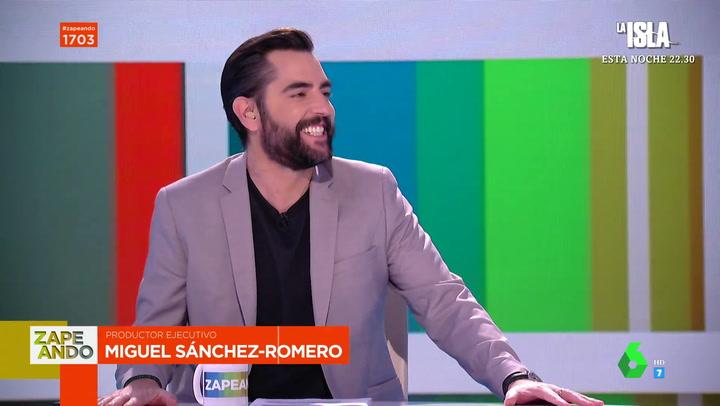 """Dani Mateo bromea sobre su compañero de La Sexta: """"Cuando pongo a Ferreras me entran ganas de invadir Polonia"""""""