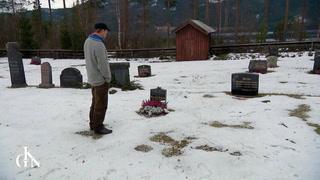 Farmen-Halvor ble vitne til at broren døde i ulykke