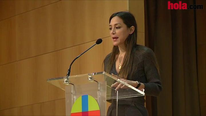 Tamara Falcó da una conferencia en la universidad sobre su conversión