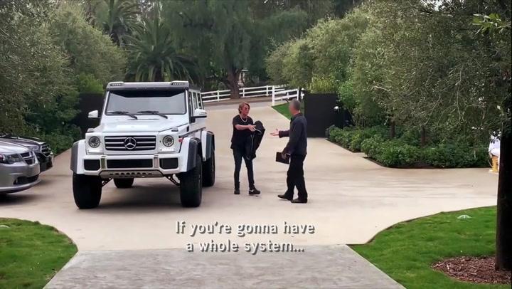 Los agentes de seguridad de Kim Kardashian 'atacan' a su madre