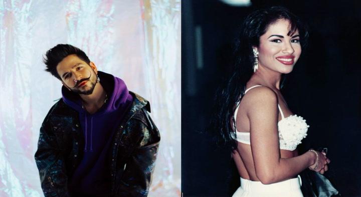 Camilo canta 'Como la flor' de Selena Quintanilla tras afirmar que no la conocía