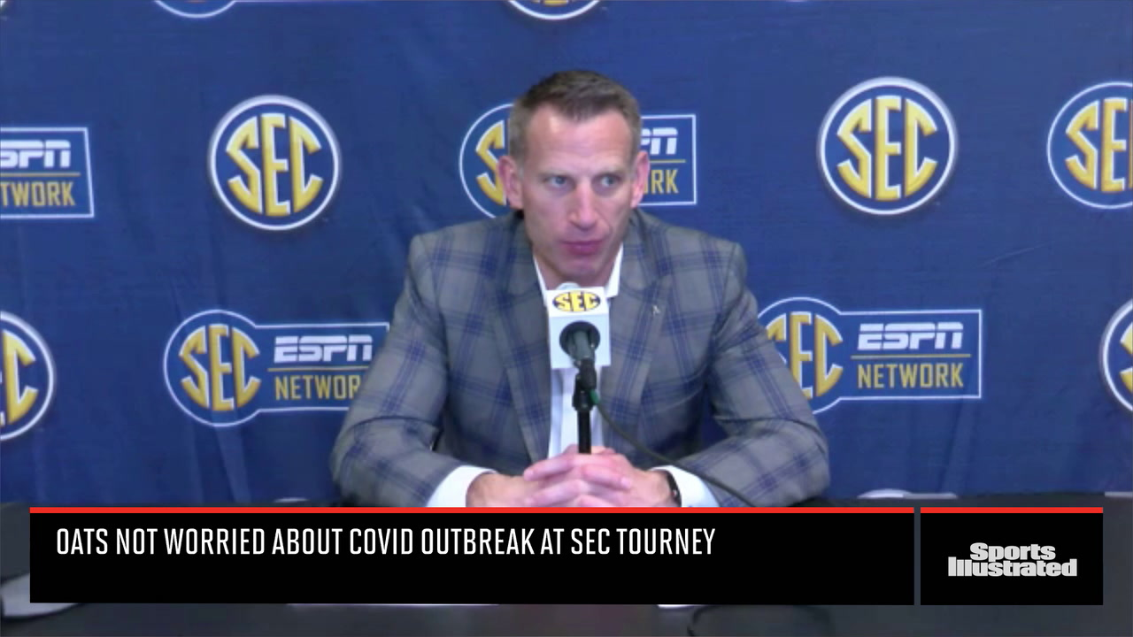 Nate Oats, Alabama Basketball Not Worried About COVID-19 Outbreak at SEC Tournament
