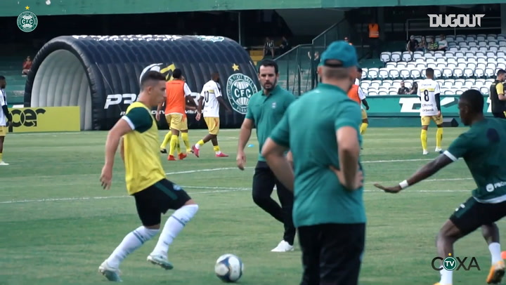 Behind the scenes: Coritiba's first victory of 2020