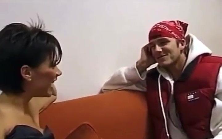 Victoria Beckham recuerda sus inicios amorosos con David
