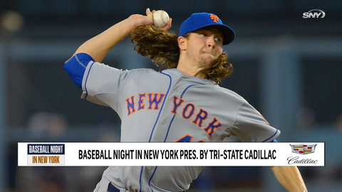 Jacob deGrom 2022 predictions, remembering his Game 5 outing in 2015
