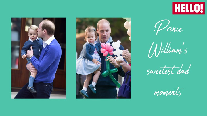 Prince William\'s Sweetest Dad Moments