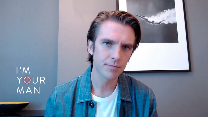 'I'm Your Man' interview with Dan Stevens