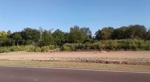 Tremendo accidente de tránsito en el Acceso Norte de Paraná
