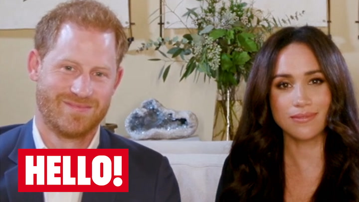 Harry and Meghan talk quality time with Archie on Time 100 talk