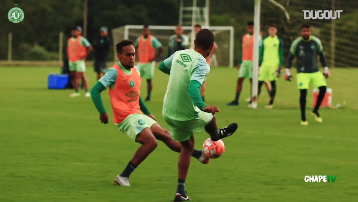 Chapecoense Begin Pre-Season Preparations