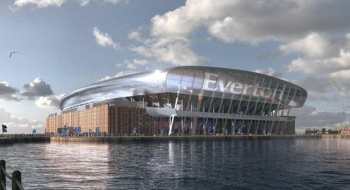 Así será el nuevo estadio del Everton