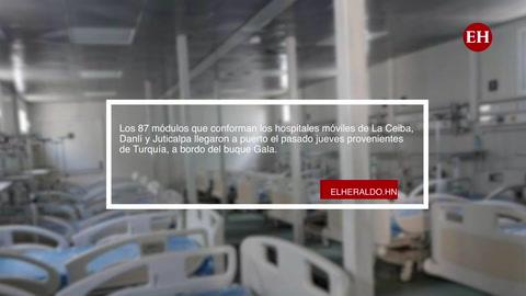 Hospitales móviles, un monumento a la corrupción en Honduras