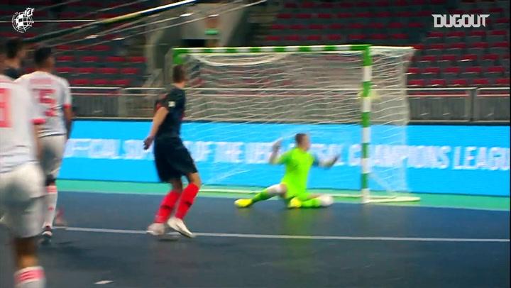 Los mejores momentos de la victoria de España en la Eurocopa de Fútbol Sala Sub-19