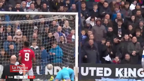 Manchester United  6-0 Tranmere (Fa Cup)