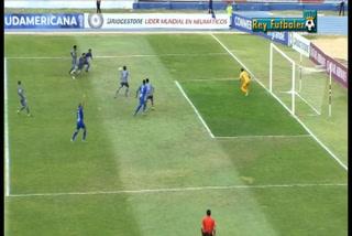 Con asistencia de Bryan Moya, el Zulia gana el partido de ida de la Copa Sudamericana