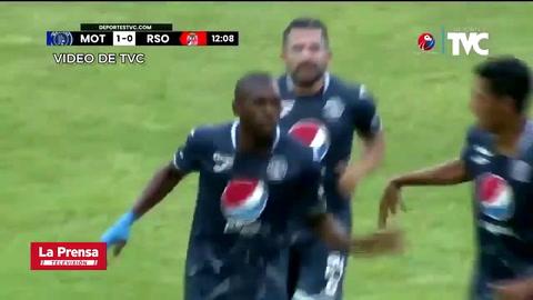Motagua 2 - 0 Real Sociedad (Liga Salva Vida)