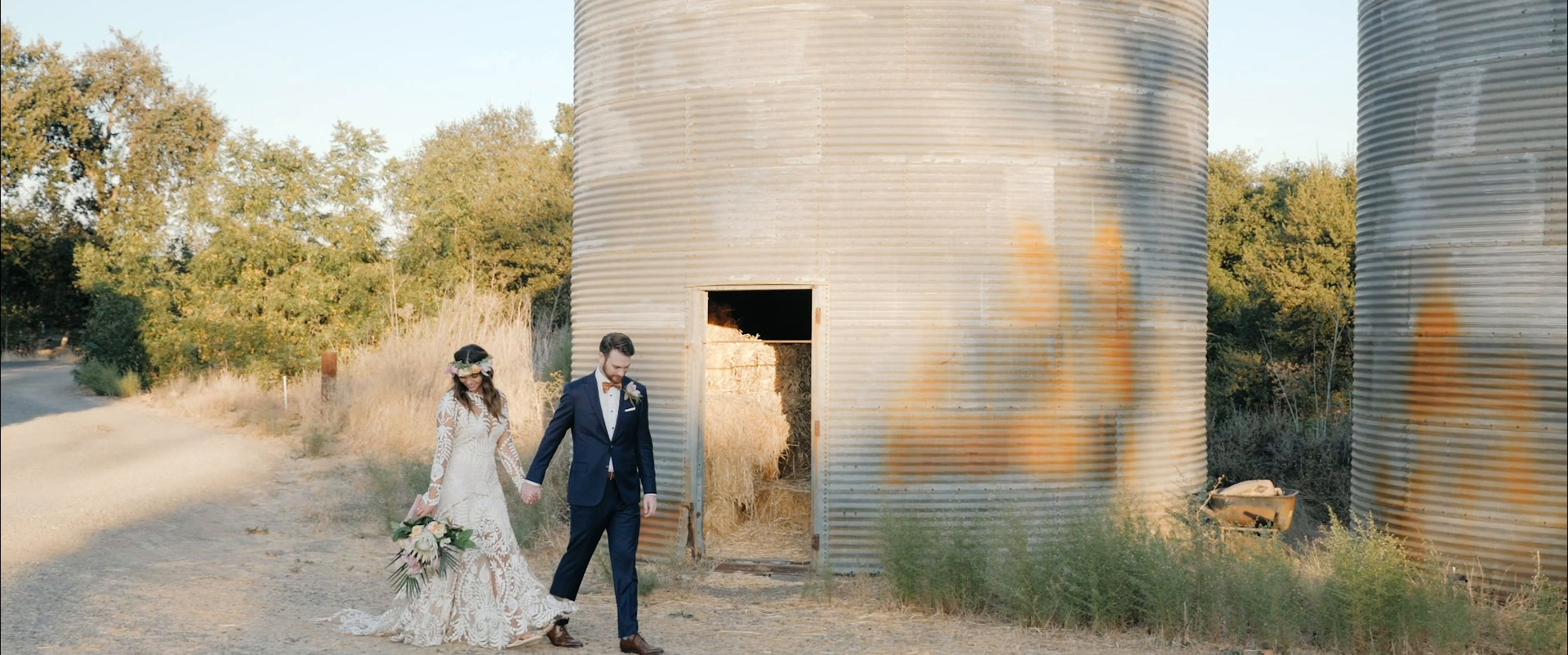 Victoria + Taylor | Winters, California | Field & Pond