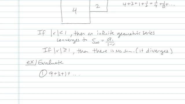Geometric Series - Problem 5