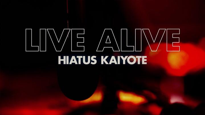 Hiatus Kaiyote: Live Alive