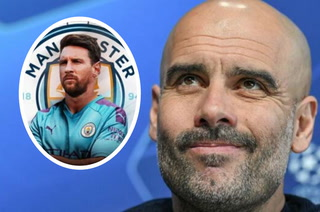 ¿Fichar a Messi para el Manchester City? Pep Guardiola se pronuncia sobre la posibilidad