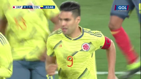 Colombia vence a Japón con penal de Falcao