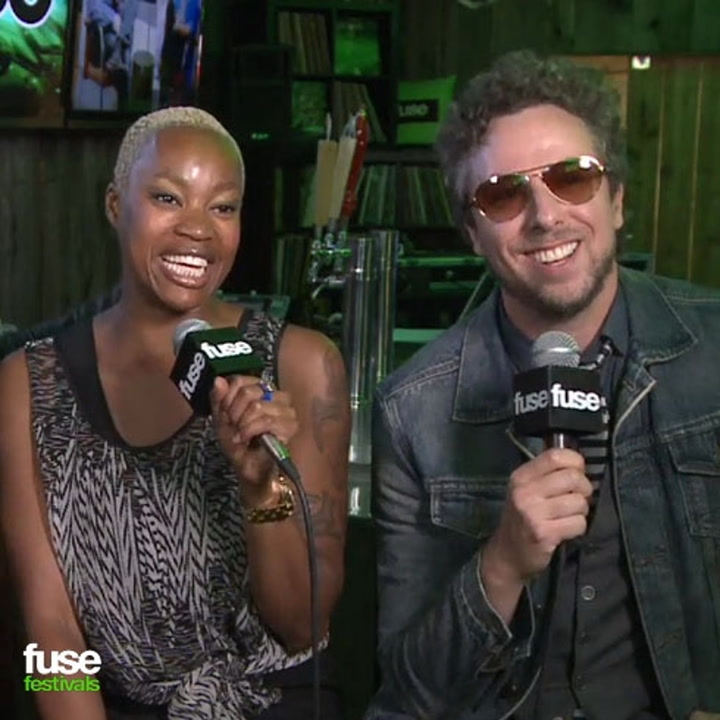 """Fitz and the Tantrums at SXSW on New Album: """"It Just Makes You Want to Dance"""""""