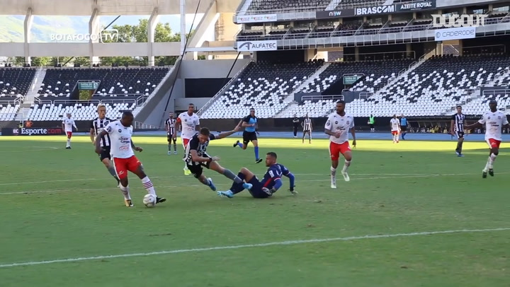 Keisuke Honda scores on Botafogo debut