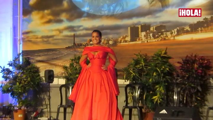 El emotivo homenaje de Gloria Ortega a su madre, Rocío Jurado, en Chipiona