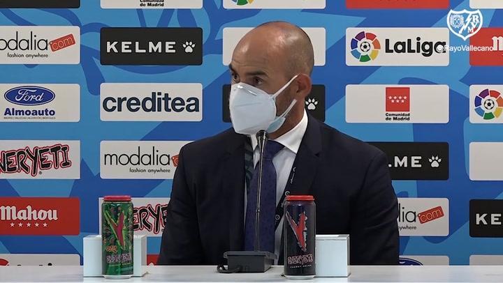 """Jémez: """"El fútbol está tomando unos derroteros vergonzosos"""""""