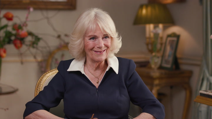 Duchess Camilla thrilled by response to book club as she receives letters from all over the world