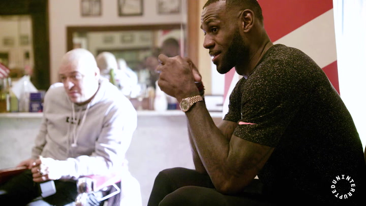 LeBron James Reveals The JAY-Z Album He Loves Most