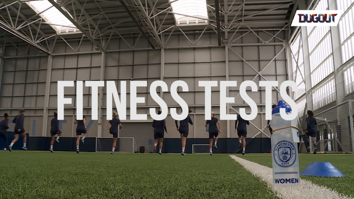 Bts: Fitness Tests & Speed Analysis