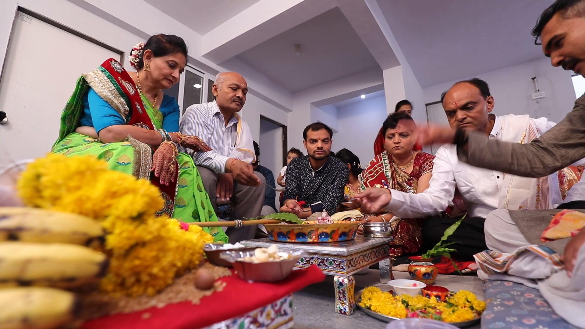 Arjun + Khushi | Rajkot, India | eventa party ploat, Rajkot