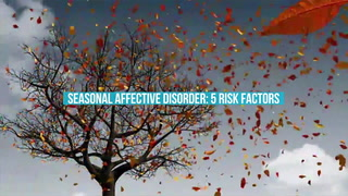 Seasonal Affective Disorder Risk Factors
