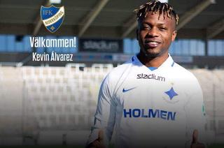 OFICIAL: Kevin Álvarez, nuevo jugador del IFK Norrköping de Suecia