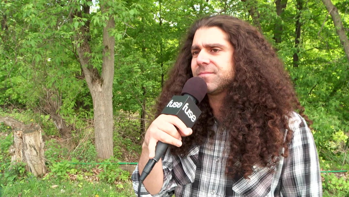 Coheed and Cambria's Claudio Sanchez Talks Famous Advice and Black Sabbath
