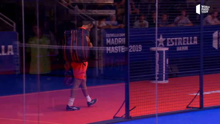 Resumen Cuartos de Final Botello_Ruiz Vs Galán_Lima del Estrella Damm Madrid Master